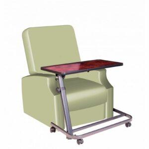 Speciális asztal felállást segítő fotelhez bélyegképe