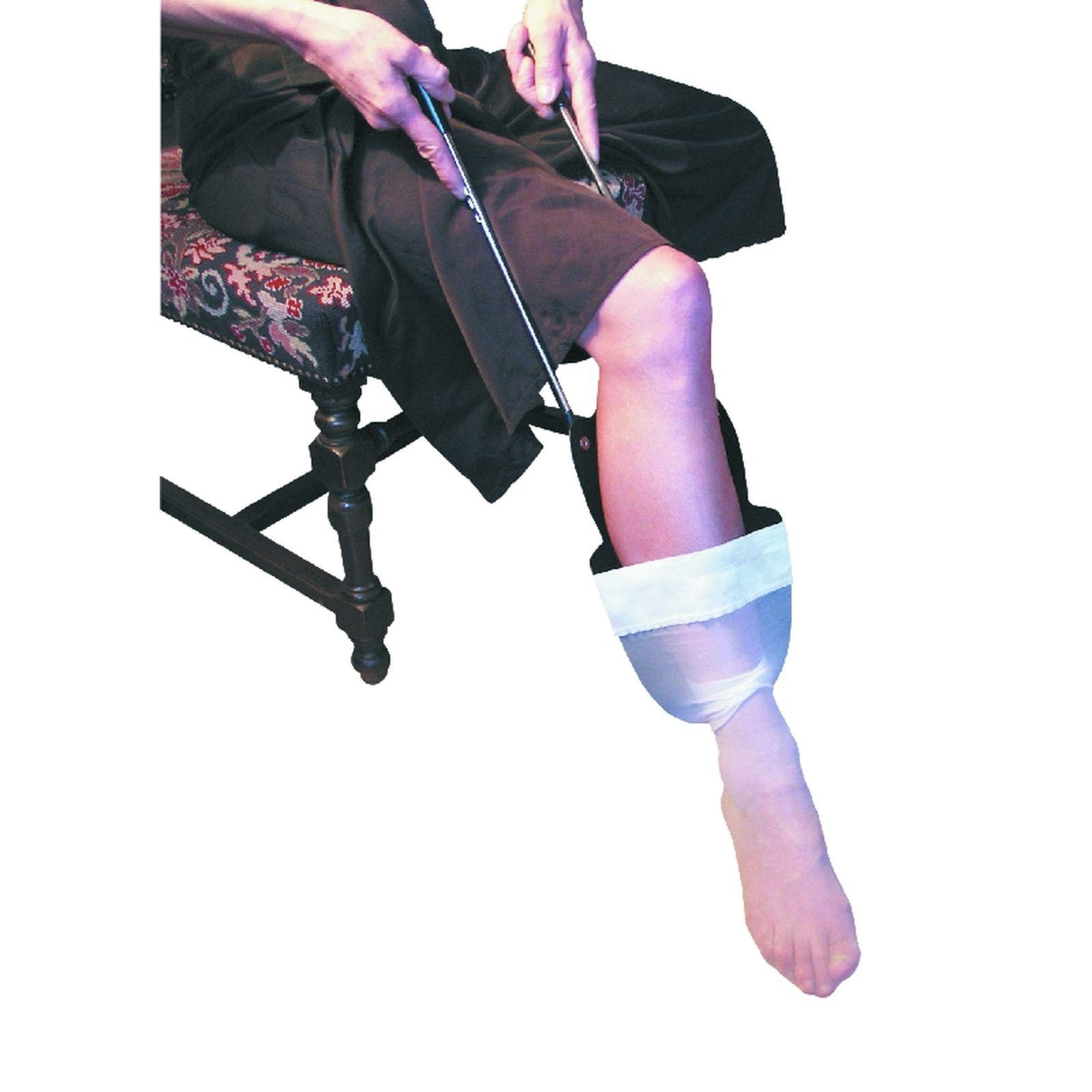 Teleszkopikus harisnya vagy zoknifelhúzó
